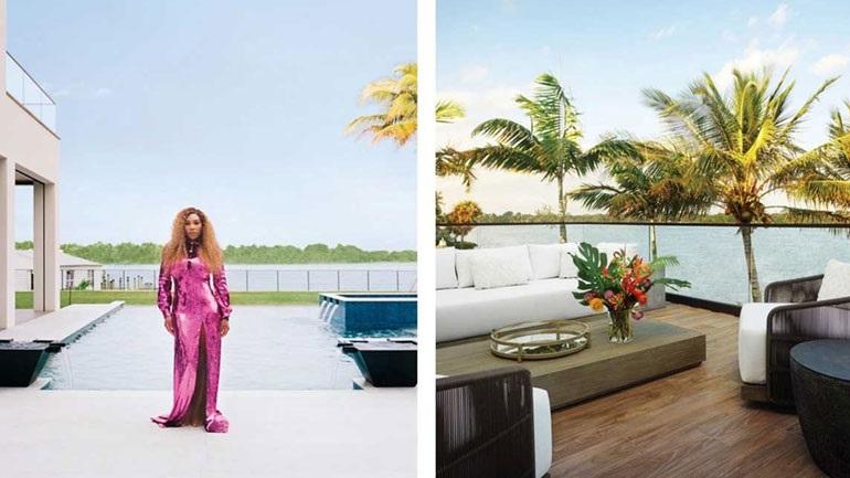 Serena Williams: Δείτε το καινούριο σπίτι της με το εντυπωσιακό interior design