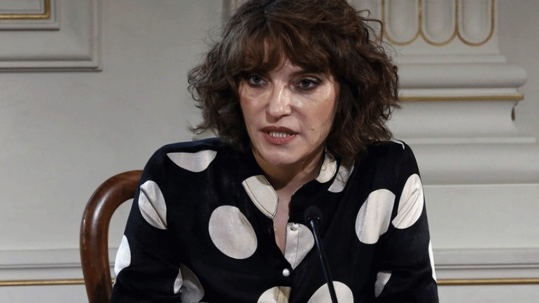 Η Έρι Κύργια μεταβατική καλλιτεχνική διευθύντρια του Εθνικού Θεάτρου