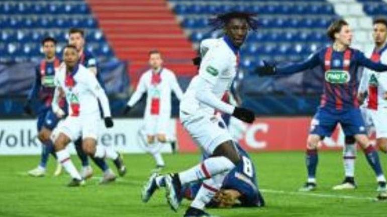 Κύπελλο Γαλλίας: Πρόκριση για την Παρί, 1-0 την Καέν