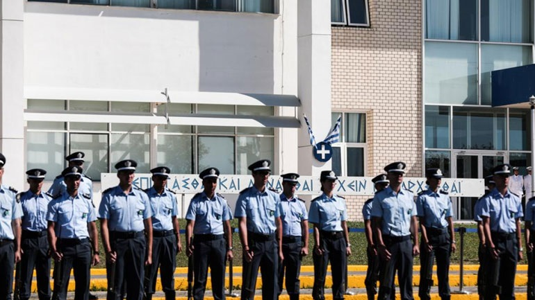 Διατάχθηκε έρευνα για τα ληγμένα τρόφιμα στη Σχολή Αξιωματικών της Ελληνικής Αστυνομίας