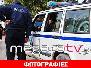 Αστυνομική επιχείρηση στο Βλυχό Μεγάρων - 8 συλλήψεις