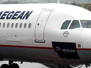 Aegean: Ματαίωση πτήσεων την Πέμπτη λόγω της 24ωρης απεργίας