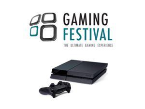 Το PlayStation 4 μαζί με αναμενόμενους τίτλους στο 3ο Gaming Festival