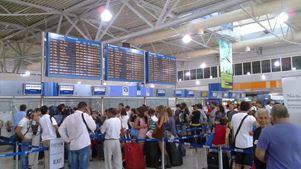 Ελ. Βενιζέλος: Αυξήθηκε κατά 24,6% η επιβατική κίνηση