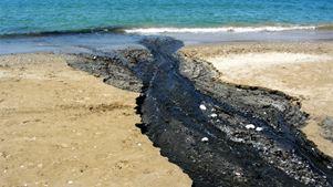 Θαλάσσια ρύπανση από απόβλητα ελαιουργείων