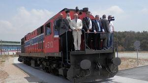 Ολοκληρώθηκε η Σιδηροδρομική Σύνδεση του Λιμένα Αλεξανδρούπολης
