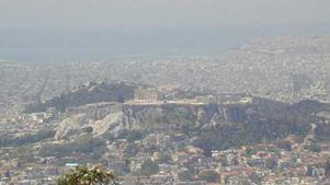 Υπέρβαση του όζοντος στην Αθήνα