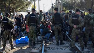 Ηρεμία στην ουδέτερη ζώνη Ελλάδας - ΠΓΔΜ, μετά τα χθεσινά επεισόδια