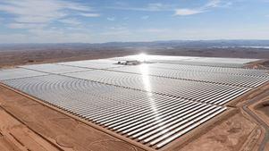 Το μεγαλύτερο ηλιοθερμικό πάρκο του κόσμου «άναψε» στη Σαχάρα