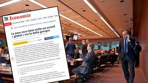 Le Monde: «Η Eυρωζώνη έχει, επιτέλους, μια