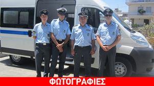 Νέες κινητές μονάδες της ΕΛ.ΑΣ. στην Κρήτη
