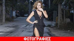 Βίκυ Κουλιανού : Στα 50 της με κορμί 20άρας!