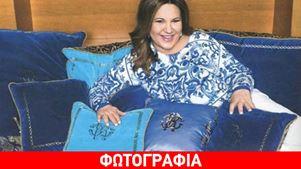 Δέσποινα Μοιραράκη: Ποζάρει με μαγιό δίπλα στην πισίνα του εξοχικού της!