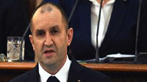 Υψηλοί τόνοι του Ρούμεν Ράντεφ απέναντι στην Τουρκία