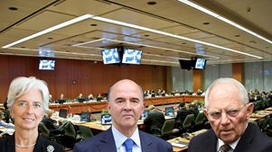 Eurogroup: Ραντεβού στα τυφλά