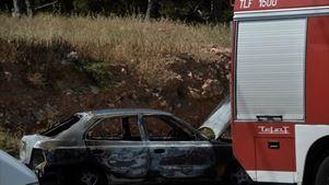 Αυτοκτονίες «βλέπει» η ΕΛΑΣ για τους δυο απανθρακωμένους στα αυτοκίνητα