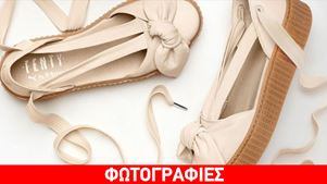 Τα καλοκαιρινά Fenty x Puma sandals από τη συλλογή της Rihanna που πάνε με όλα!
