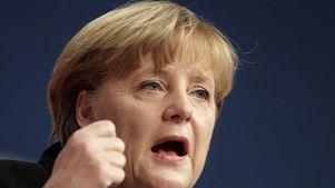 Η Μέρκελ καλεί την Ευρώπη να πάρει την τύχη στα χέρια της