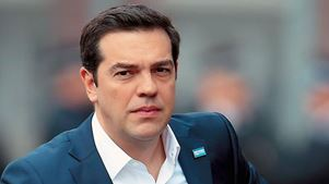 Eurogroup και Κυπριακό στο επίκεντρο των συναντήσεων Τσίπρα με πρόεδρο της Βουλής και πολιτικούς αρχηγούς