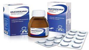 Ανάκληση παρτίδων του φαρμακευτικού προϊόντος Mucosolvan