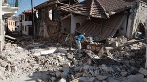 Ειδικά κλιμάκια μηχανικών μεταβαίνουν εκ νέου στη Λέσβο για έλεγχο των κτηρίων