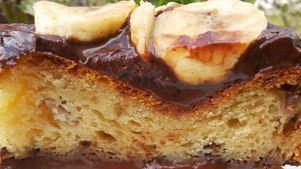 Muffins με σοκολάτα και μπανάνα με λίγες θερμίδες για την διατροφή μας
