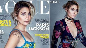 Η 19χρονη κόρη του Michael Jackson ποζάρει στο εξώφυλλο της Vogue