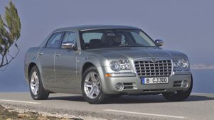 Ανακαλούνται τα Chrysler 300C και 300C SRT8 στην Ελλάδα