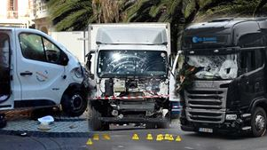 Φορτηγό - κριός: Το όπλο που προτιμούν οι τρομοκράτες