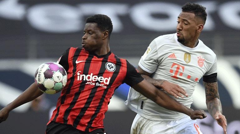 Γερμανία: Μπλόκο στη Φρανκφούρτη για την Μπάγερν, έχασε 2-1 από την Άιντραχτ