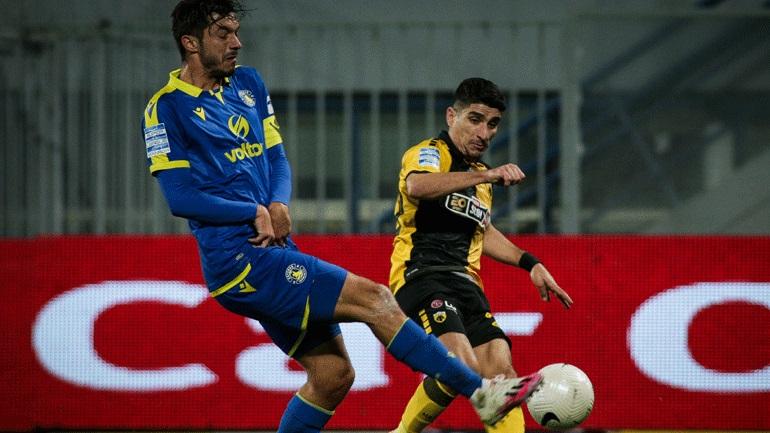ΑΕΚ-Αστέρας Τρίπολης 0-0 (Live)