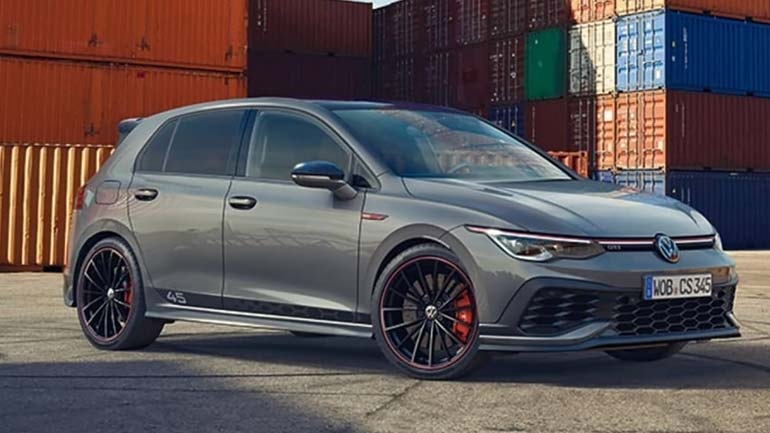 The most special version of the Volkswagen Golf GTI is coming