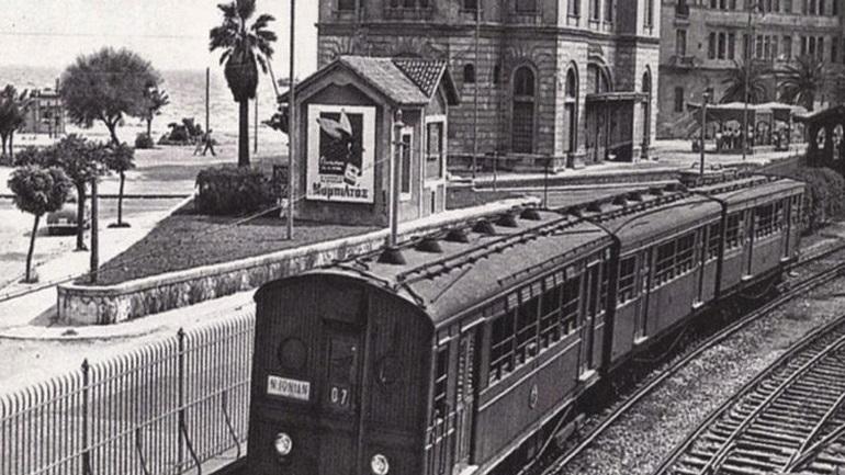Η ιστορία του σιδηρόδρομου Πειραιά – Κηφισιάς
