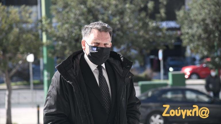 Στον Άρειο Πάγο ο Κούγιας για την υπόθεση Λιγνάδη: Κατέθεσε αναφορές κατά δικαστών και εισαγγελέων