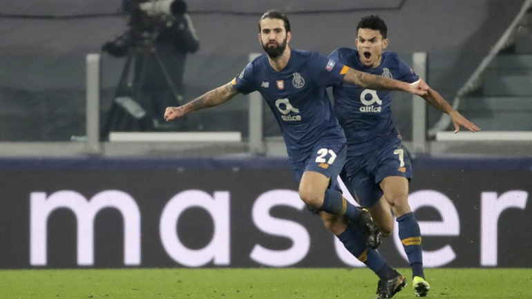 Champions League: Σούπερ Πόρτο απέκλεισε τη Γιουβέντους στην παράταση