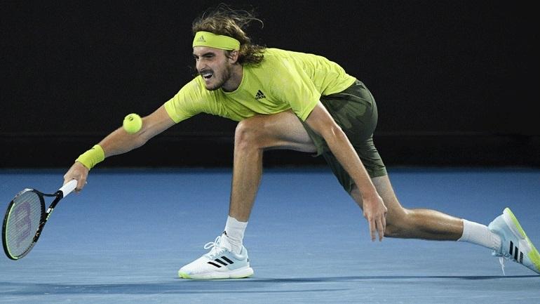 Τένις: Ανέβηκε δεύτερος ο Μεντβέντεφ, στην πέμπτη θέση του κόσμου ο Τσιτσιπάς
