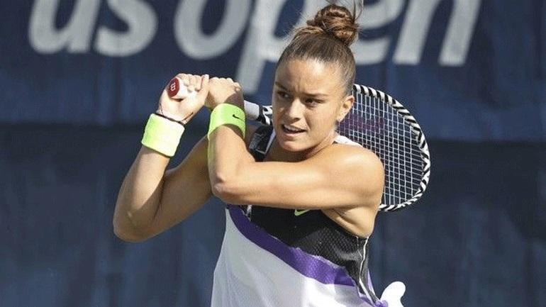 Τένις: Στην 25η θέση της WTA η Σάκκαρη