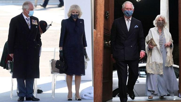 Camilla Parker Bowles: Οι κομψές εμφανίσεις της Δούκισσας της Κορνουάλης στην Αθήνα