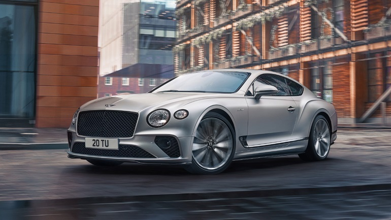 This Bentley is every driver's dream