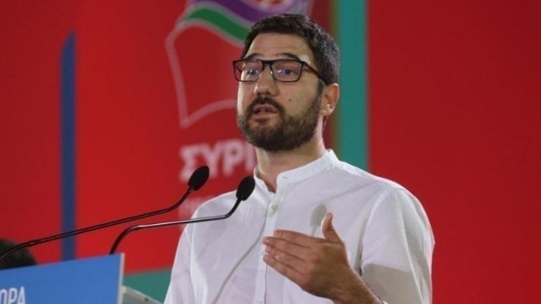 Ηλιόπουλος: «Η κυβέρνηση επιλέγει να κάνει την πανδημία ευκαιρία κερδοσκοπίας»