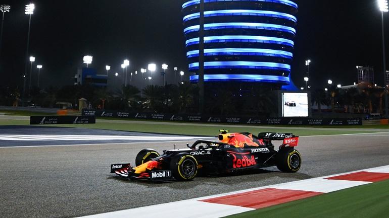 Κυρίαρχος ο Verstappen στις κατατακτήριες του GP του Μπαχρέιν