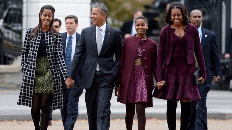 Ο Barack Obama μιλάει για την τοξική αρρενωπότητα στις κόρες του
