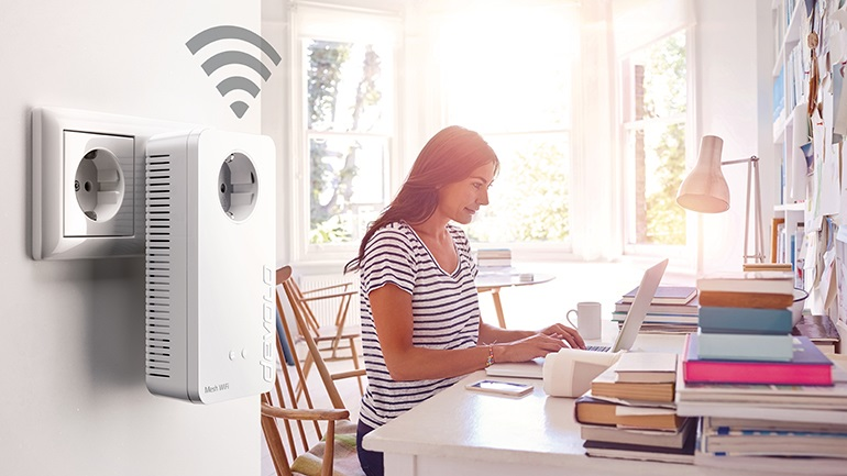 Αξιοποιήστε όλες τις δυνατότητες του home office με ένα ισχυρό οικιακό δίκτυο