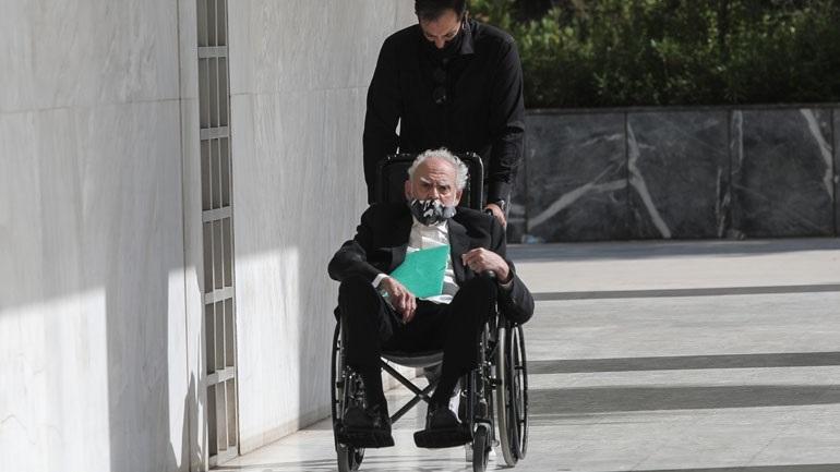 Στο «Λαϊκό» σε κρίσιμη κατάσταση ο Άκης Τσοχατζόπουλος