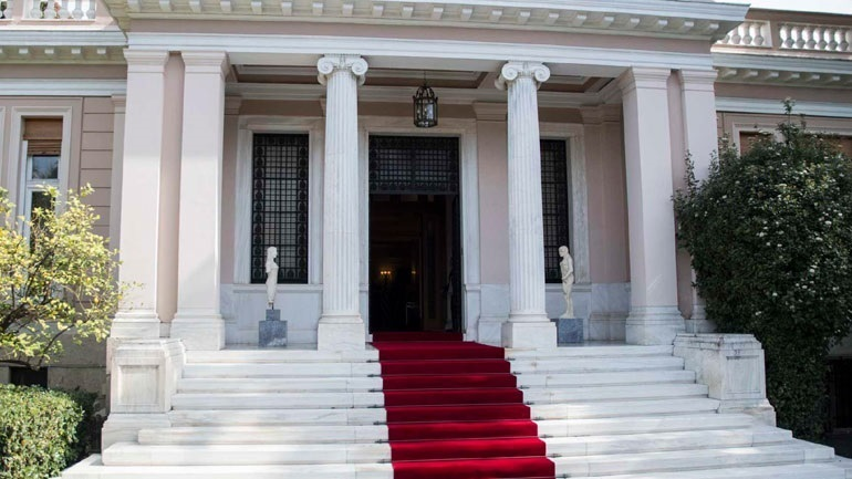 Σύσκεψη Μητσοτάκη στις 16:00 στο Μαξίμου για τον κλάδο της εστίασης