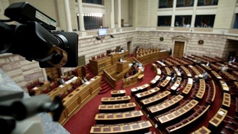 Βουλή: Συζήτηση σε επίπεδο πολιτικών αρχηγών την Παρασκευή για το εθνικό σχέδιο αντιμετώπισης της πανδημίας