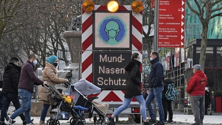 Γερμανία: Ανακοινώθηκαν 90 θάνατοι εξαιτίας του COVID-19 σε 24 ώρες