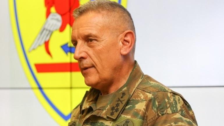 Αρχηγός ΓΕΕΘΑ από τη Λέσβο: Υψηλό ηθικό, επαγγελματισμός, ετοιμότητα και αποτελεσματικότητα