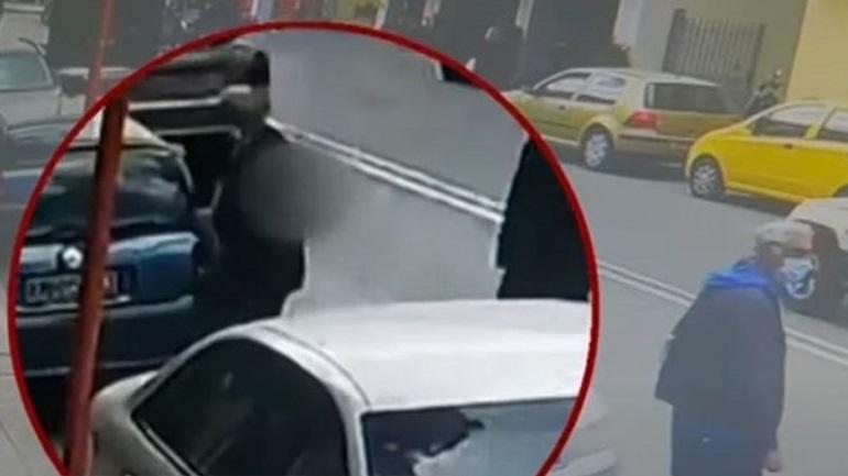 Βίντεο-ντοκουμέντο από τη δολοφονία του 39χρονου στην Κυπαρισσία