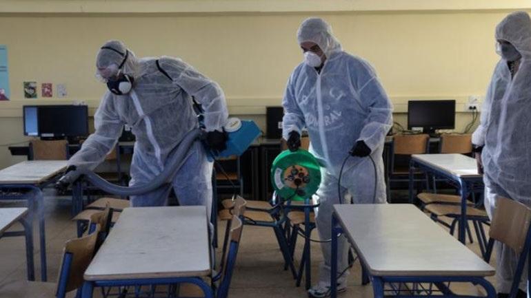 Τα σχολεία θα κλείσουν στην Κύπρο όταν εντοπίζονται 3 περιπτώσεις σε μια εβδομάδα